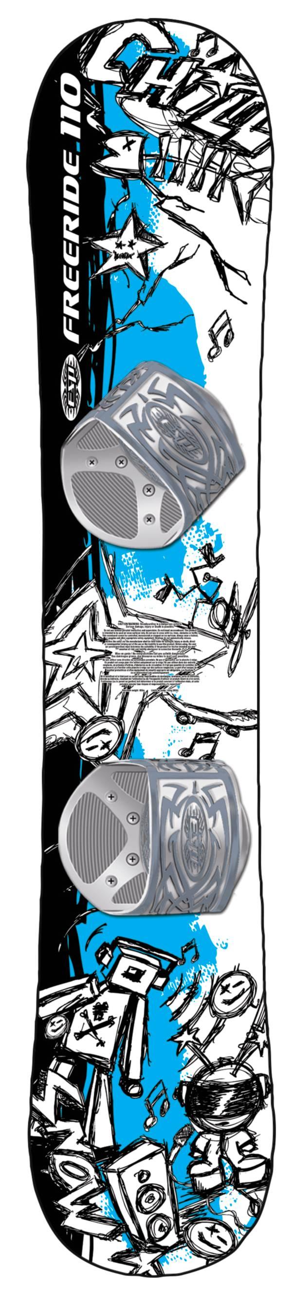 ESP Graffiti Toy Snowboard product image
