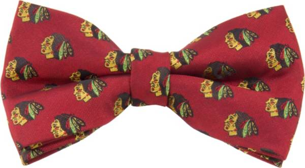Eagles Wings Chicago Blackhawks Repeat Bow Tie product image