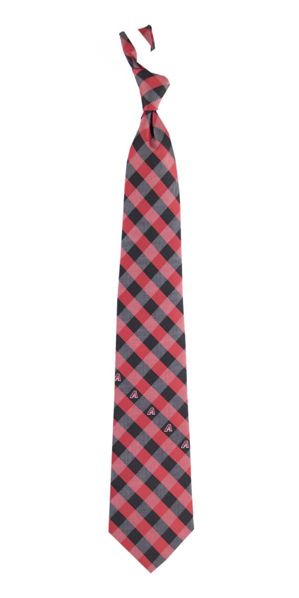 Eagles Wings Arizona Diamondbacks Checkered Necktie product image