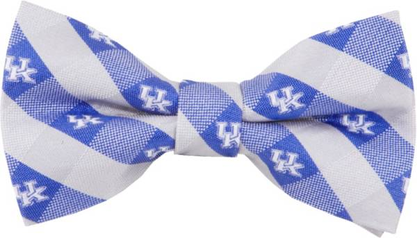 Eagles Wings Kentucky Wildcats Checkered Bow Tie product image
