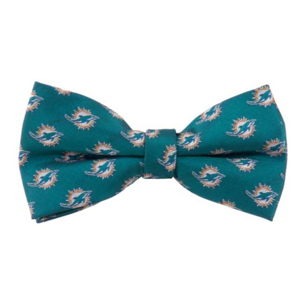 Eagles Wings Miami Dolphins Repeat Bow Tie product image
