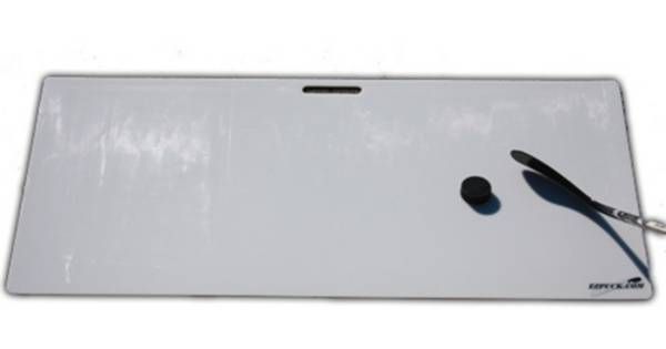 """EZ Puck Small Shooting Board – 24"""" x 48"""" product image"""