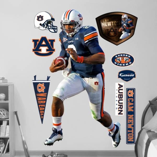 Fathead Cam Newton Auburn Tigers Wall Graphic product image