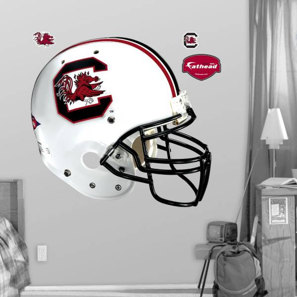 Fathead South Carolina Gamecocks Football Helmet Wall Graphic product image
