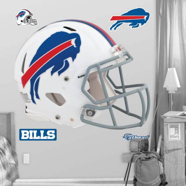 Fathead Buffalo Bills Helmet Logo Wall Graphic product image