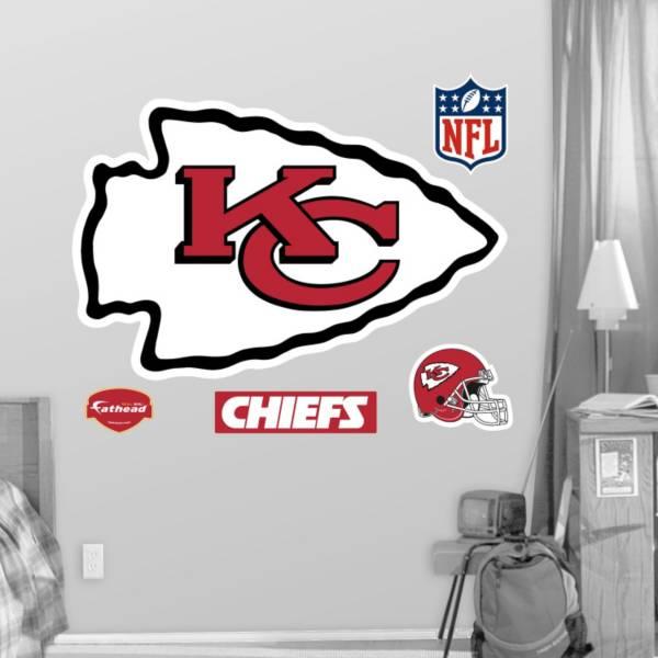 Fathead Kansas City Chiefs Logo Wall Graphic product image