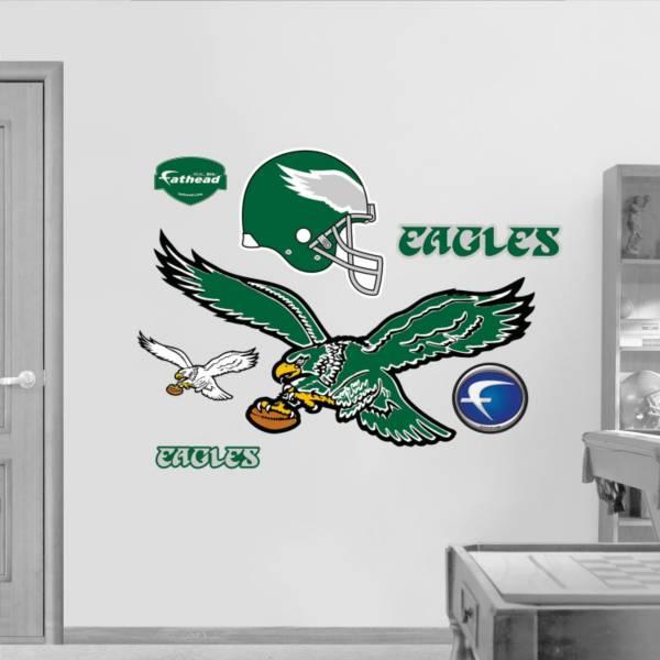 Fathead Philadelphia Eagles Classic Logo Wall Graphic product image