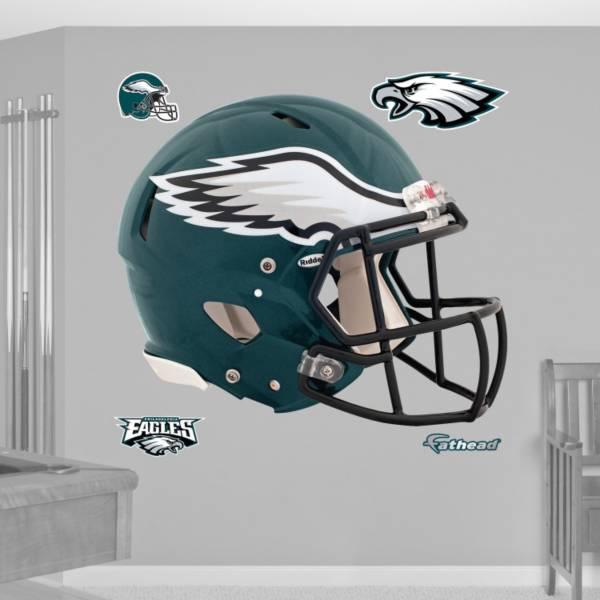 Fathead Philadelphia Eagles Helmet Logo Wall Graphic product image