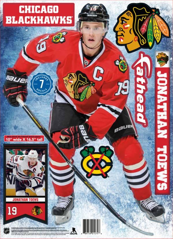 Fathead Chicago Blackhawks Jonathan Toews Player Wall Decal product image