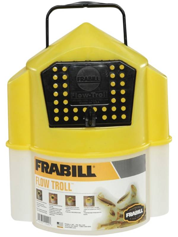 Frabill Flow Troll Minnow Bucket product image