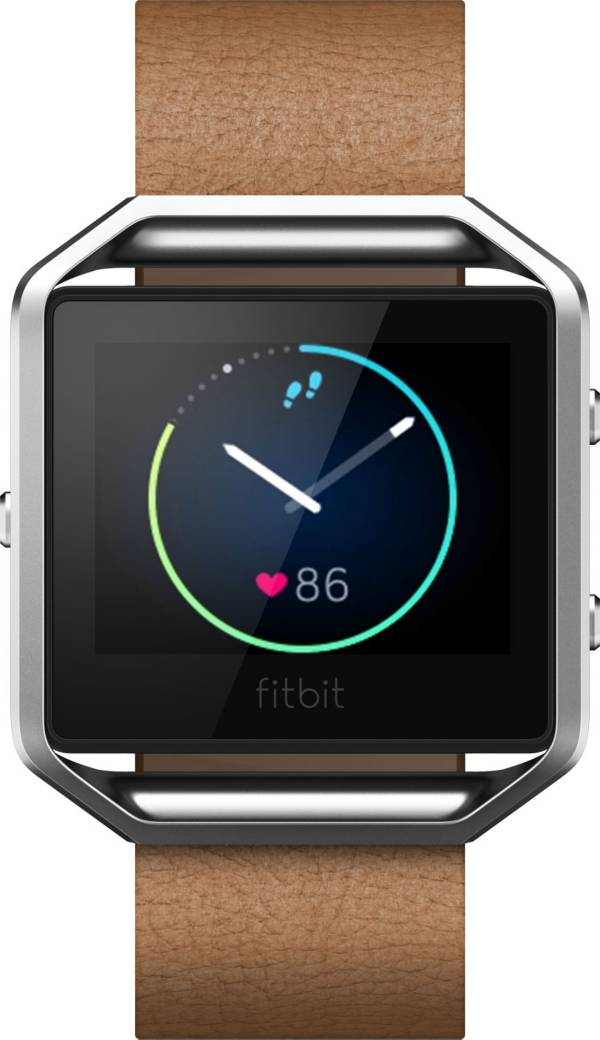 Fitbit Blaze Leather Accessory Band product image