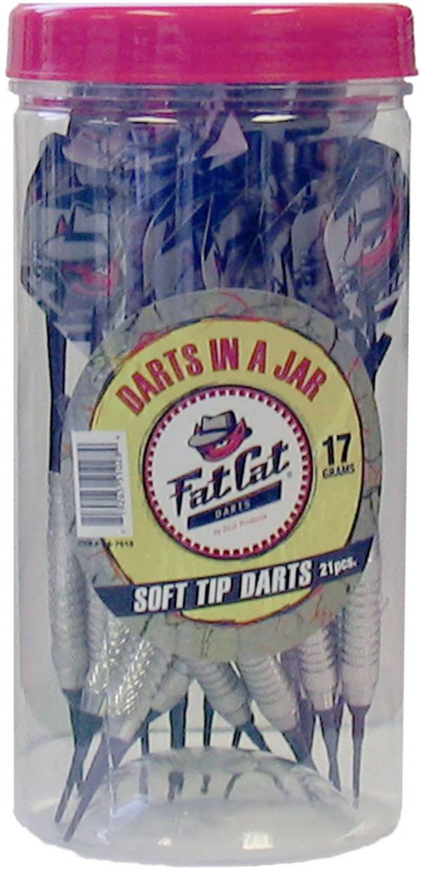 Fat Cat Darts in a Jar 17g Soft Tip product image