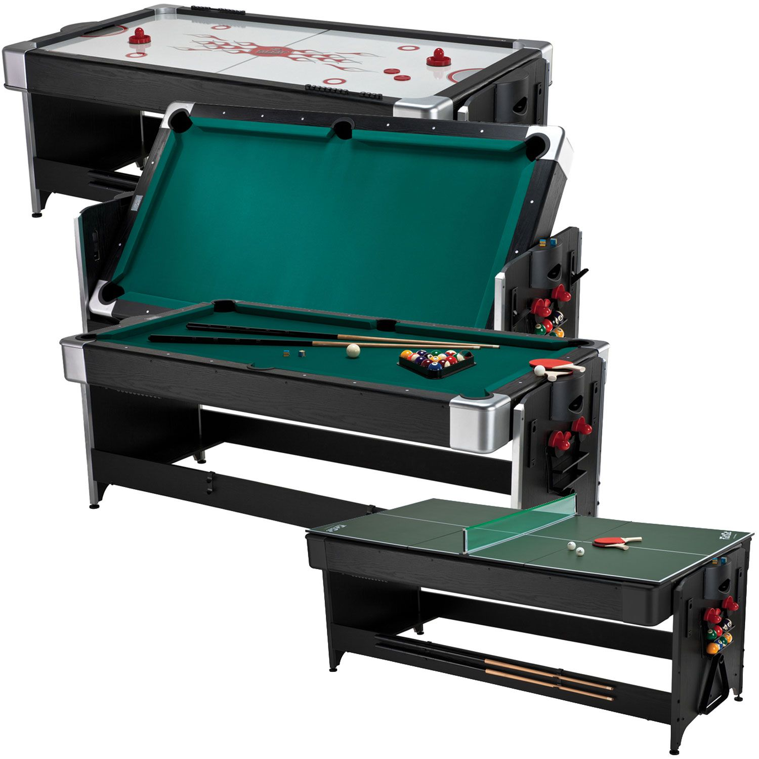 Fat Cat 3-In-1 Combination Game Table. noImageFound. Previous. 1 Table | DICK\u0027S Sporting Goods