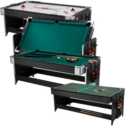 Fat Cat 3 In 1 Combination Game Table Dicks Sporting Goods
