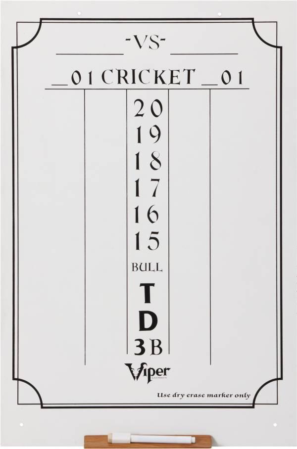 Fat Cat Cricket Dry Erase Scoreboard product image
