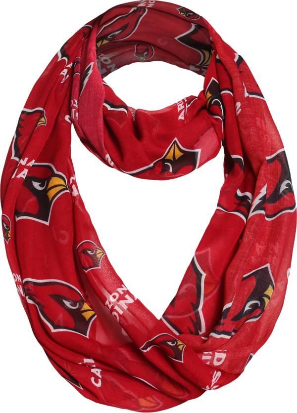FOCO Arizona Cardinals 2016 Logo Infinity Scarf product image