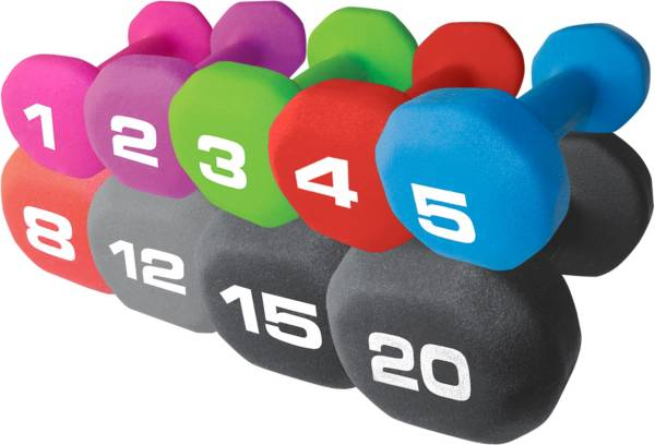 Fitness Gear Neoprene Dumbbell product image