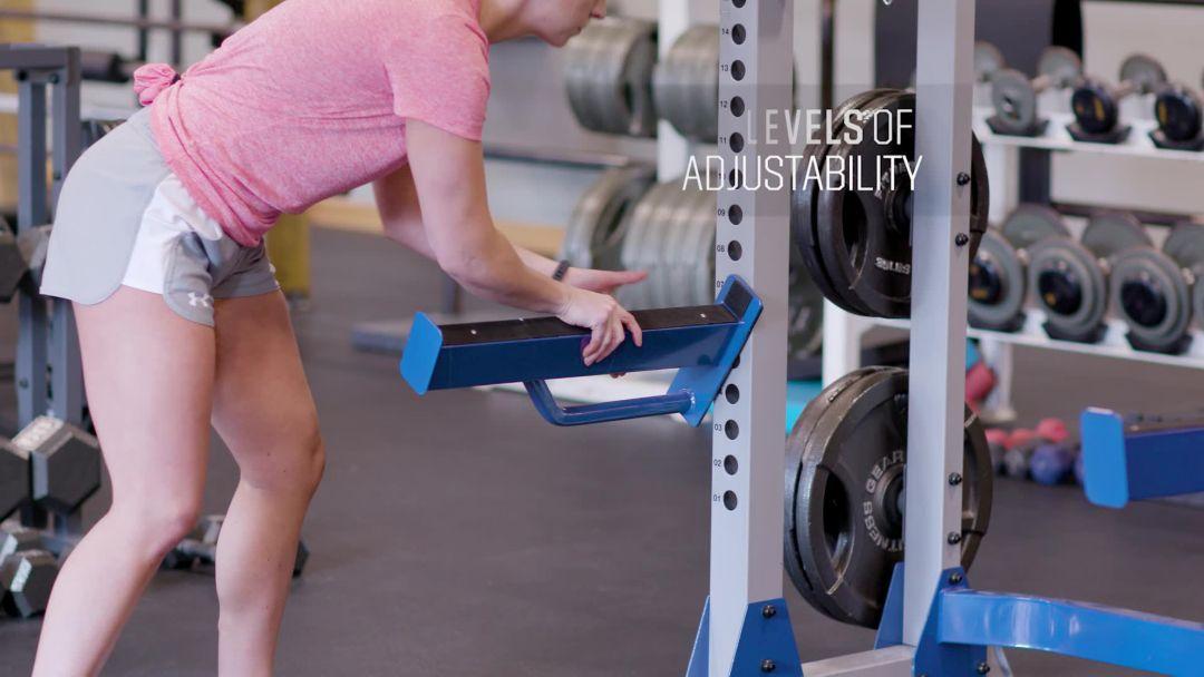 Fitness gear pro half rack dicks sporting goods