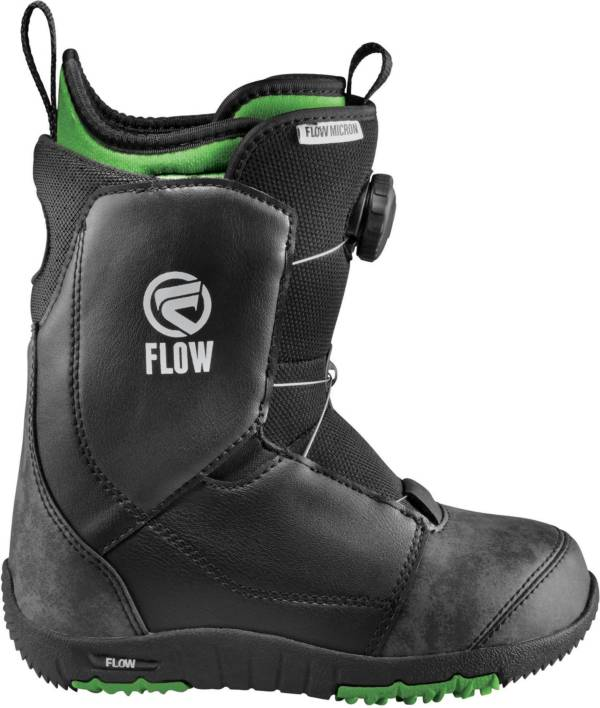 Flow Youth Micron BOA 2016-2017 Snowboard Boots product image