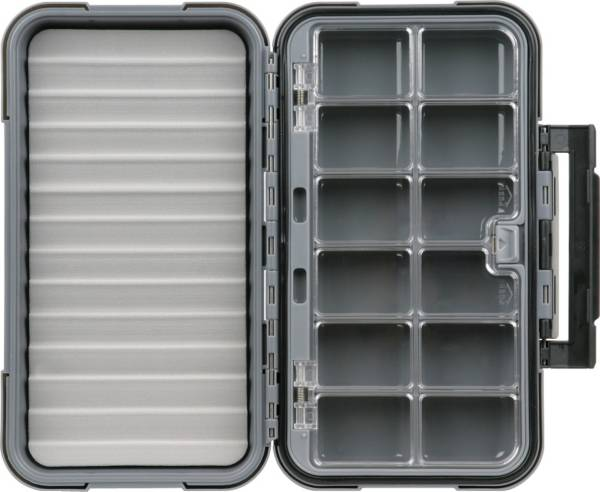 Flambeau X-Large 12-Compartment Blue Ribbon Fly Box product image
