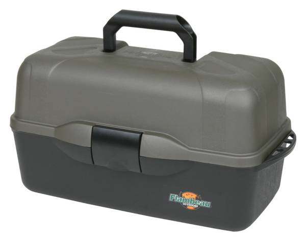 Flambeau XL 3-Tray Classic Tackle Box with Zerust product image