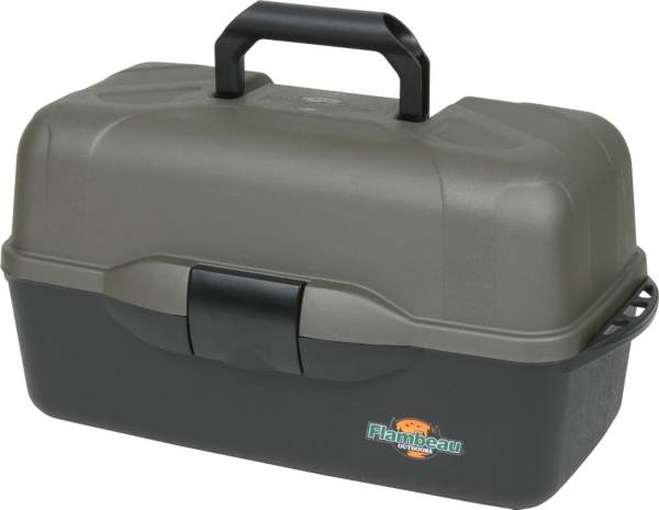 Flambeau XL 3-Tray Classic Tackle Box product image