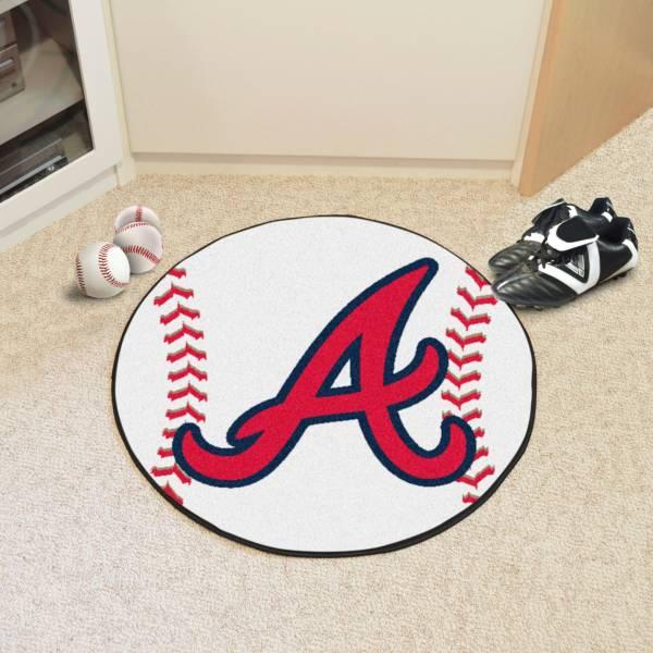 Atlanta Braves Baseball Mat product image