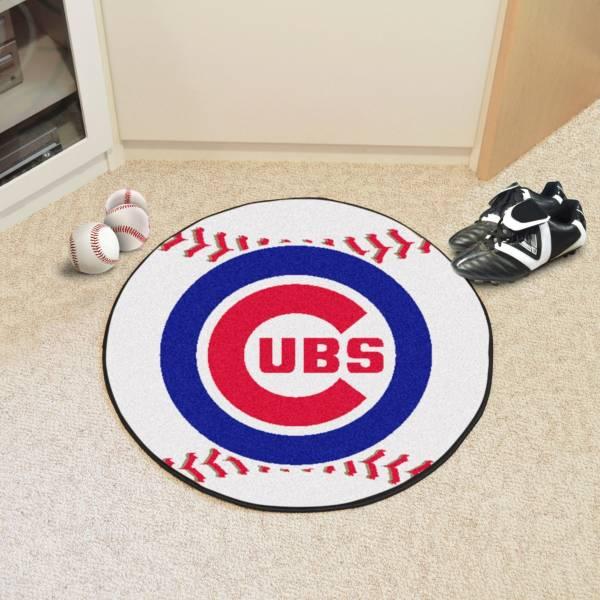FANMATS Chicago Cubs Baseball Mat product image