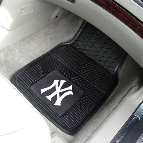 New York Yankees Heavy Duty Vinyl Car Mats 2-Pack. noImageFound. Previous ebe1544cb77