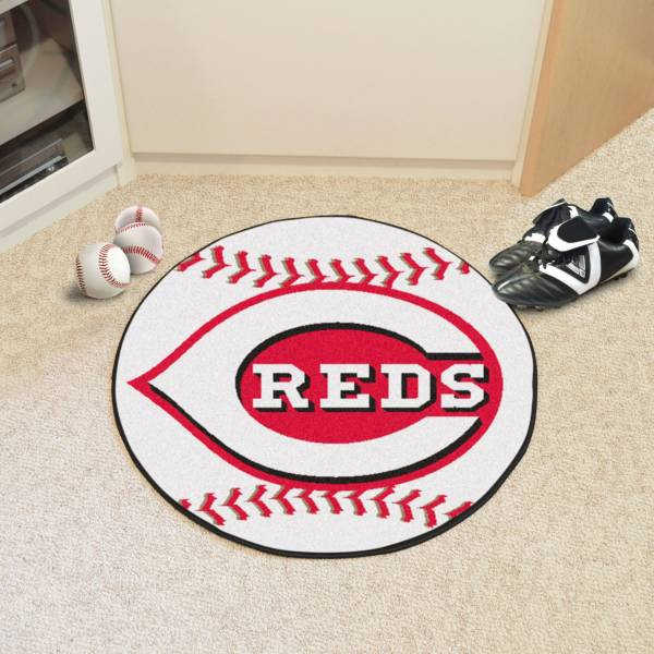 FANMATS Cincinnati Reds Baseball Mat product image