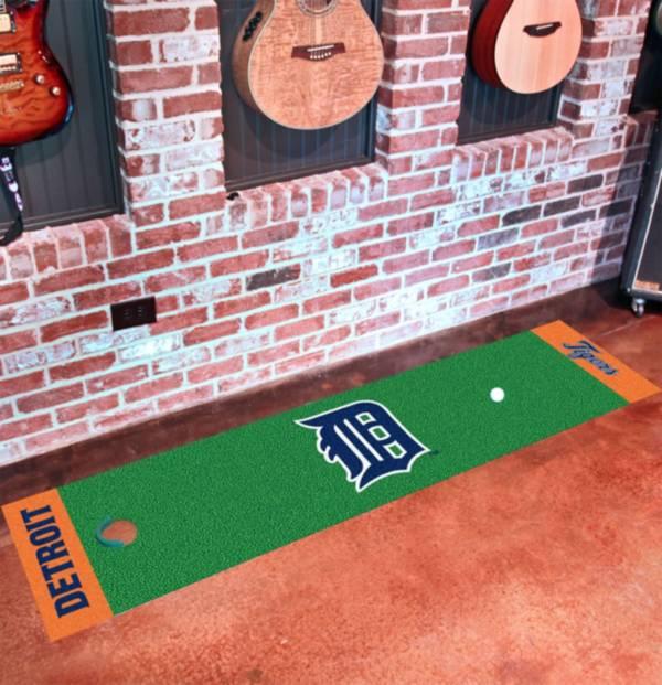 FANMATS Detroit Tigers Putting Mat product image
