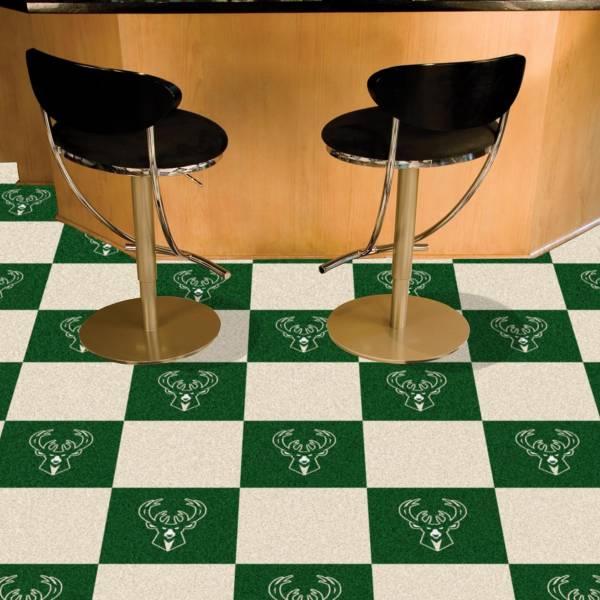 Milwaukee Bucks Carpet Tiles product image