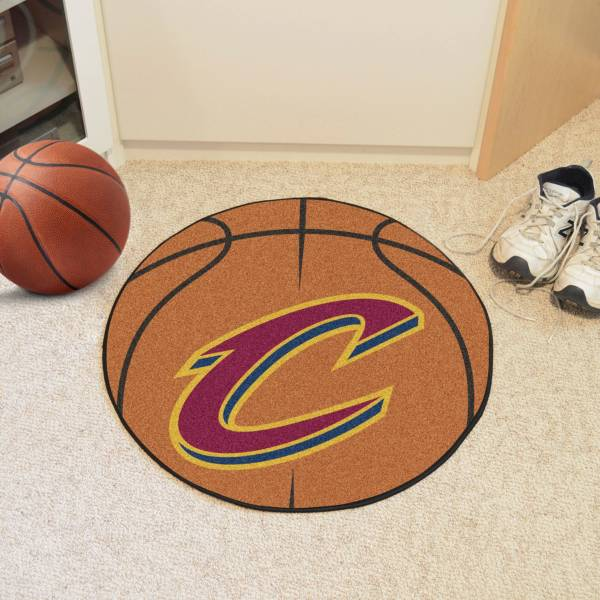 FANMATS Cleveland Cavaliers Basketball Mat product image
