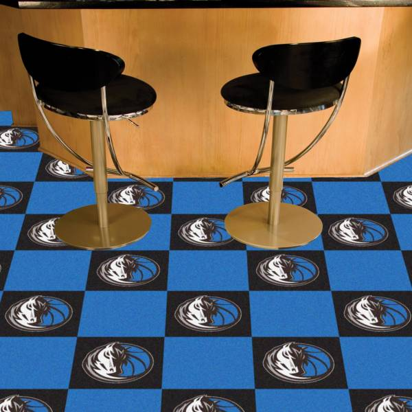 FANMATS Dallas Mavericks Carpet Tiles product image