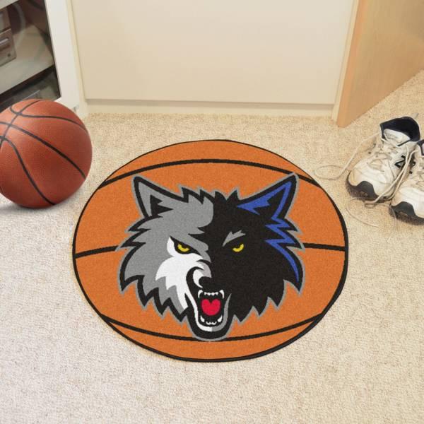 Minnesota Timberwolves Basketball Mat product image