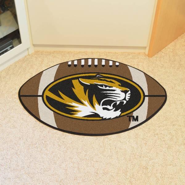 FANMATS Missouri Tigers Football Mat product image