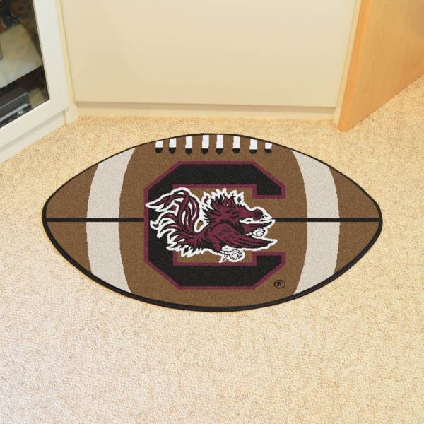 FANMATS South Carolina Gamecocks Football Mat product image