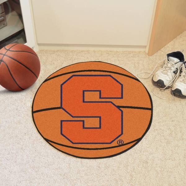 FANMATS Syracuse Orange Basketball Mat product image