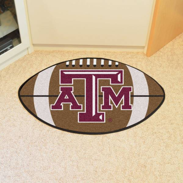 FANMATS Texas A&M Aggies Football Mat product image