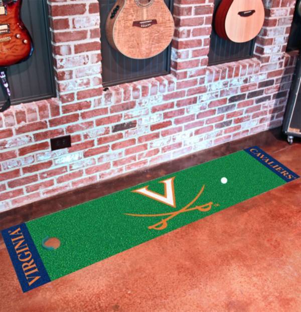 FANMATS Virginia Cavaliers Putting Mat product image