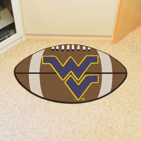 West Virginia Mountaineers Football Mat product image
