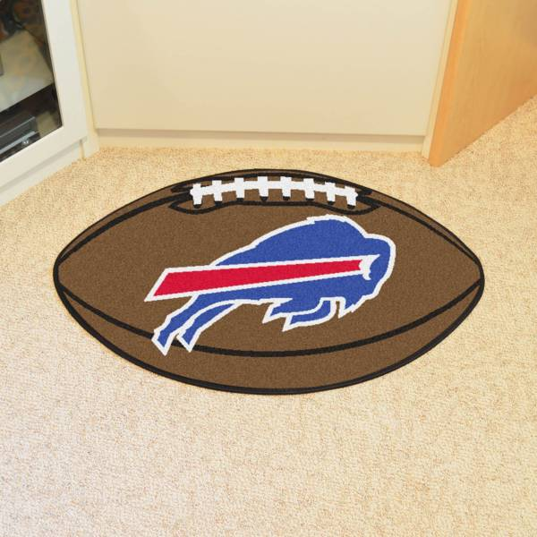 FANMATS Buffalo Bills Football Mat product image