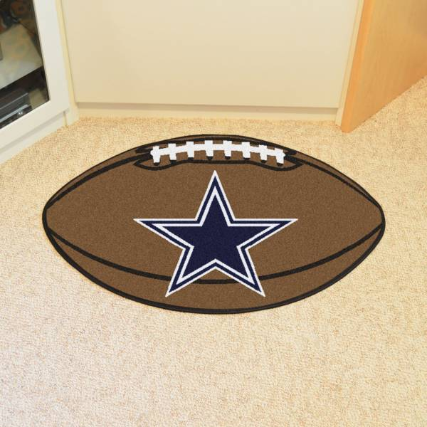 FANMATS Dallas Cowboys Football Mat product image