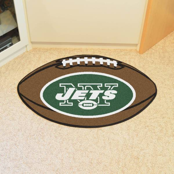FANMATS New York Jets Football Mat product image