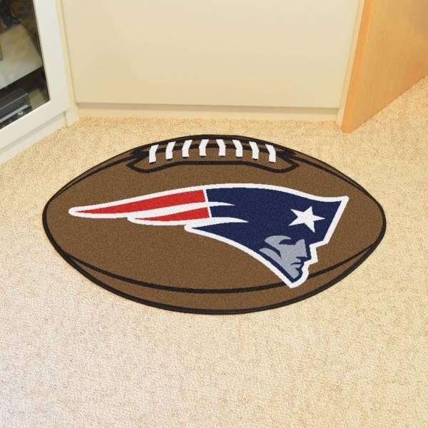 New England Patriots Football Mat product image