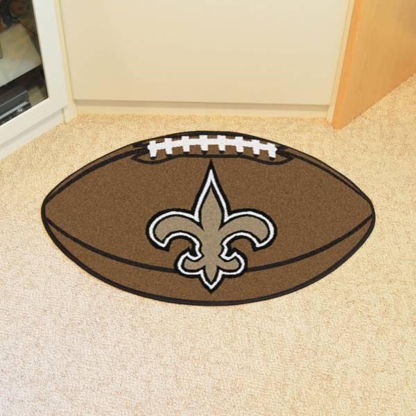 FANMATS New Orleans Saints Football Mat product image