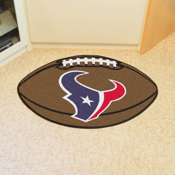 FANMATS Houston Texans Football Mat product image