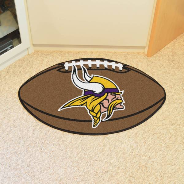 FANMATS Minnesota Vikings Football Mat product image