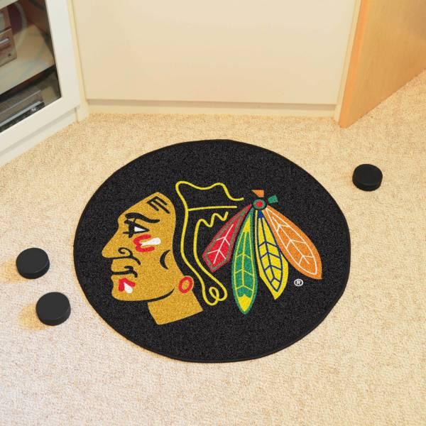 Chicago Blackhawks Puck Mat product image