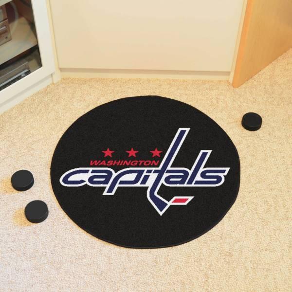FANMATS Washington Capitals Hockey Puck Mat product image